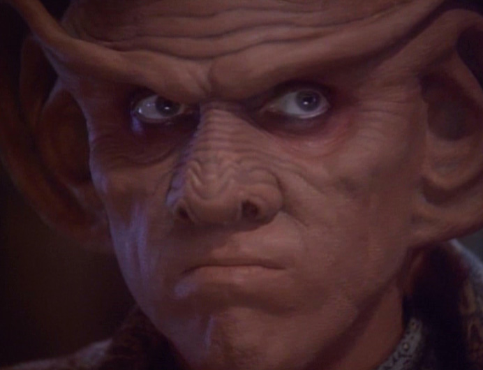 Quark Star Trek 6x10 - The Magnificent...